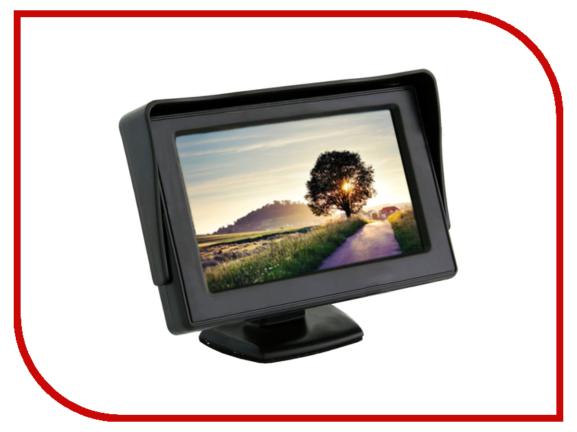 Монитор SVS TFT LCD PAL/NTSC 030.0004.000<br>