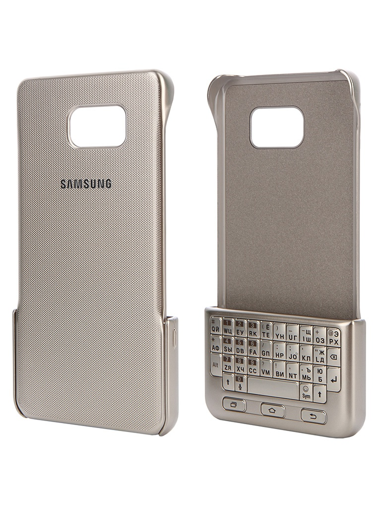 Аксессуар Чехол-клавиатура Samsung Galaxy Note 5 Gold EJ-CN920RFEGRU