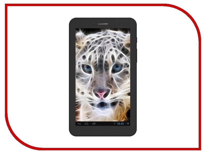 Планшет Irbis TZ43 Black Mediatek MTK8312 1.3 GHz/512Mb/4Gb/GPS/3G/Wi-Fi/Bluetooth/Cam/7.0/1024x600/Android<br>