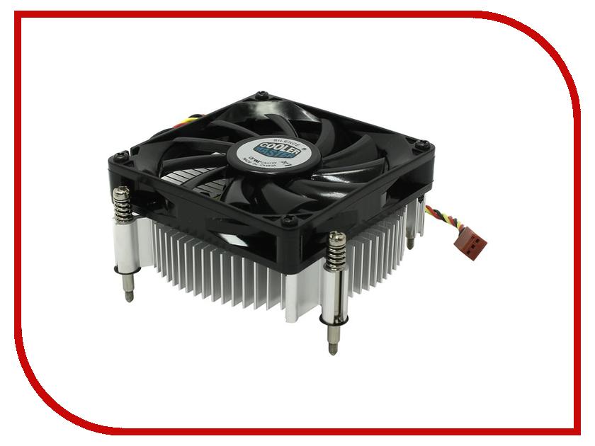 Кулер Cooler Master DP6-8E5SB-0L-GP TDP 82W (LGA1150/1155/1156) tlplmt8 replacement projector bare lamp for toshiba tdp mt8 tdp mt800 tdp mt8u