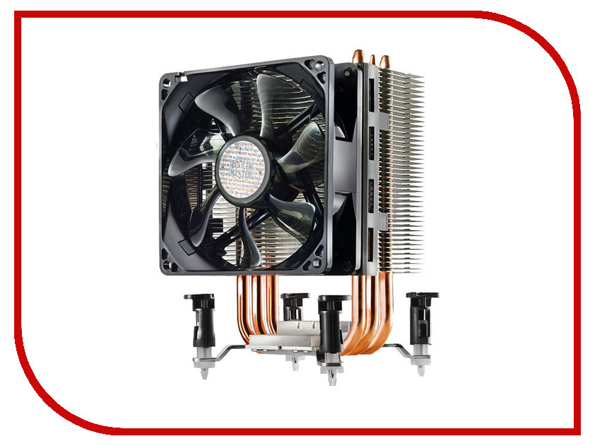 Кулер Cooler Master Hyper TX3 EVO RR-TX3E-22PK-R1 PWM, TDP 140W (LGA1155/1156/775/1366/AMD FM1/AM3+/AM3/AM2) for asus zenbook ux32a laptop screen m133nwn1 r1 m133nwn1 r1 lcd screen 1366 768 edp 30 pins good original new