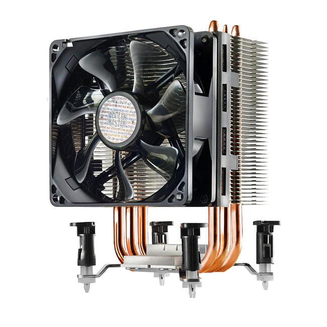 Кулер Cooler Master Hyper TX3 EVO RR-TX3E-22PK-R1 PWM, TDP 140W (LGA1155/1156/775/1366/AMD FM1/AM3+/AM3/AM2)
