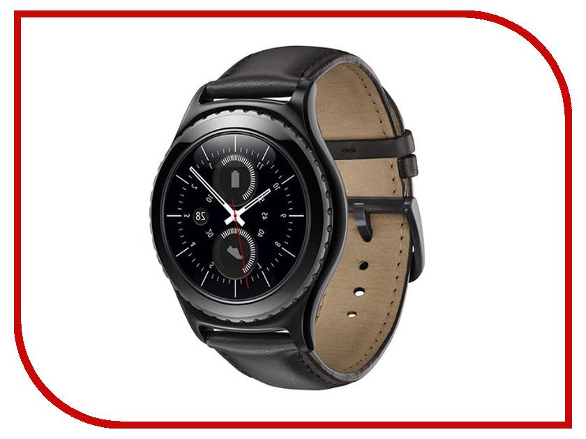 Умные часы Samsung Gear S2 Classic SAM-SM-R7320ZKASER BlackУмные часы / смарт-часы<br><br>