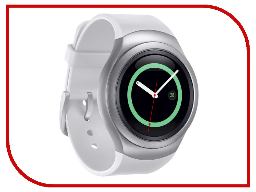 Умные часы Samsung Gear S2 Sports SAM-SM-R7200ZWASER White