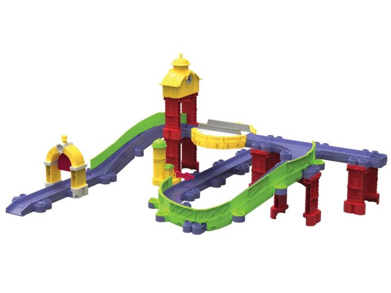 Игрушка Chuggington Старый город с Коко LC54223<br>