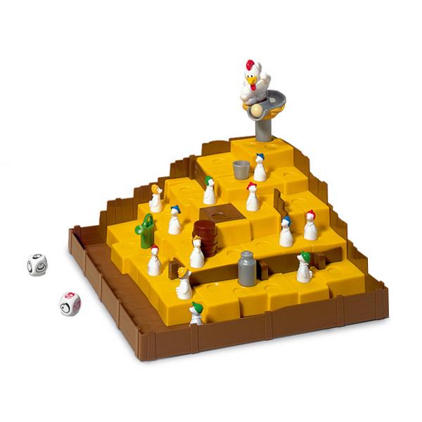 Настольная игра Ravensburger Ку-ка-ре-ку! 21104