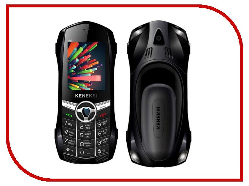 Сотовый телефон KENEKSI M5 Black