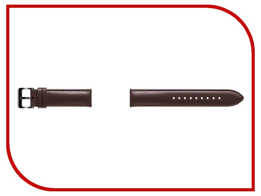 Аксессуар Ремешок Samsung ET-SLR73MAEGRU для Gear S2 / Gear S2 Classic Brown