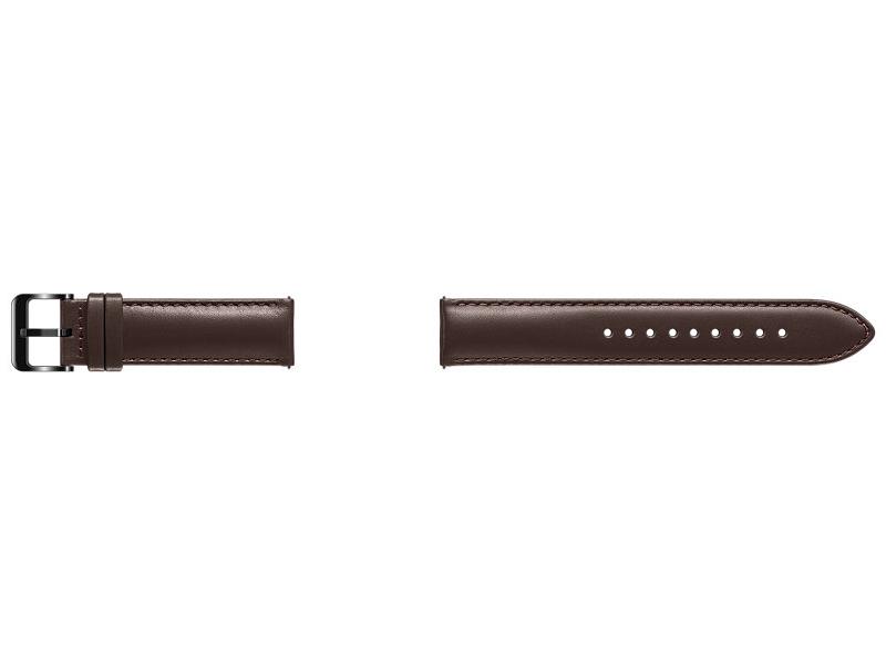 Аксессуар Ремешок Samsung ET-SLR73MAEGRU для Gear S2 / Gear S2 Classic Brown<br>