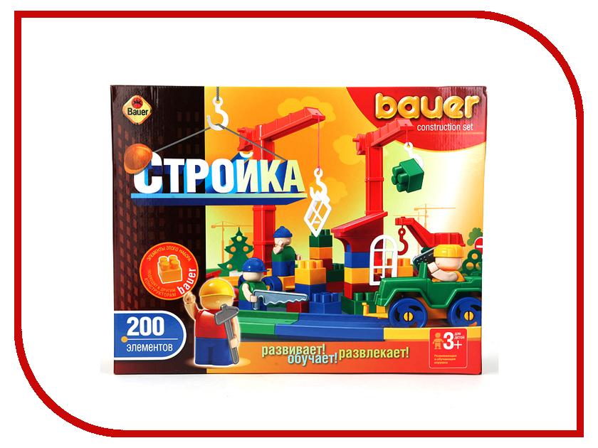 Конструктор Bauer Стройка 203 182453 конструктор bauer стройка 366