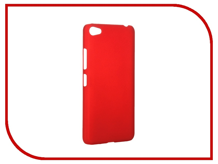 ��������� �����-�������� Lenovo S60 SkinBox 4People Red T-S-LS60-002 + �������� ������