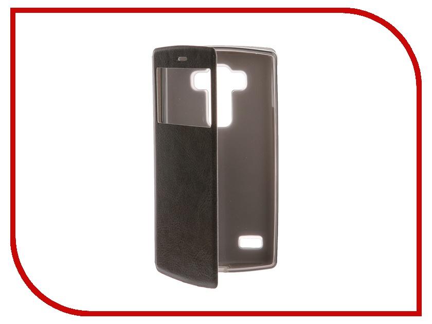 Аксессуар Чехол SkinBox LG G4S Lux AW Black T-S-LG4S-004<br>