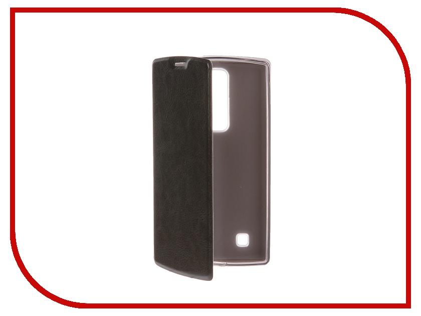 Аксессуар Чехол SkinBox LG G4C Lux Black T-S-LG4C-003<br>