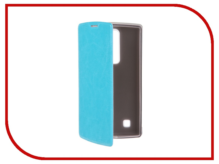 Аксессуар Чехол SkinBox LG G4C Lux Blue T-S-LG4C-003<br>