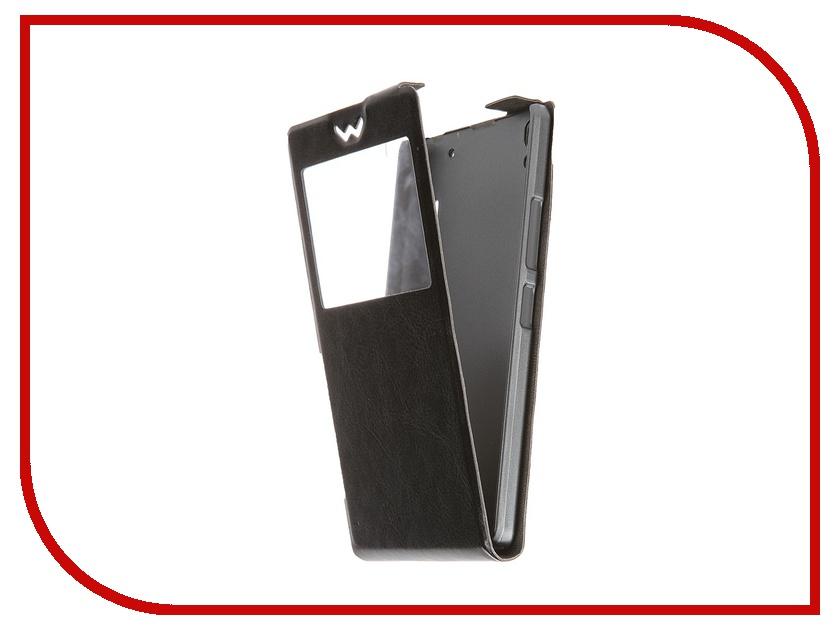 ��������� ����� Lenovo A7000 SkinBox Slim Black T-S-LA7000-001