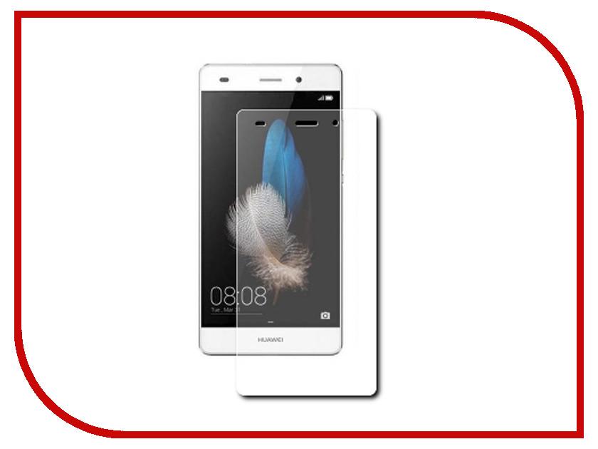 ��������� �������� ������ Huawei P8 Lite SkinBox 0.3mm 2.5D ��������� SP-122