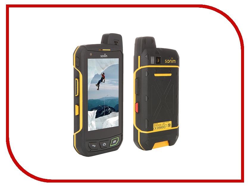 Сотовый телефон Sonim XP7 Yellow-Black<br>