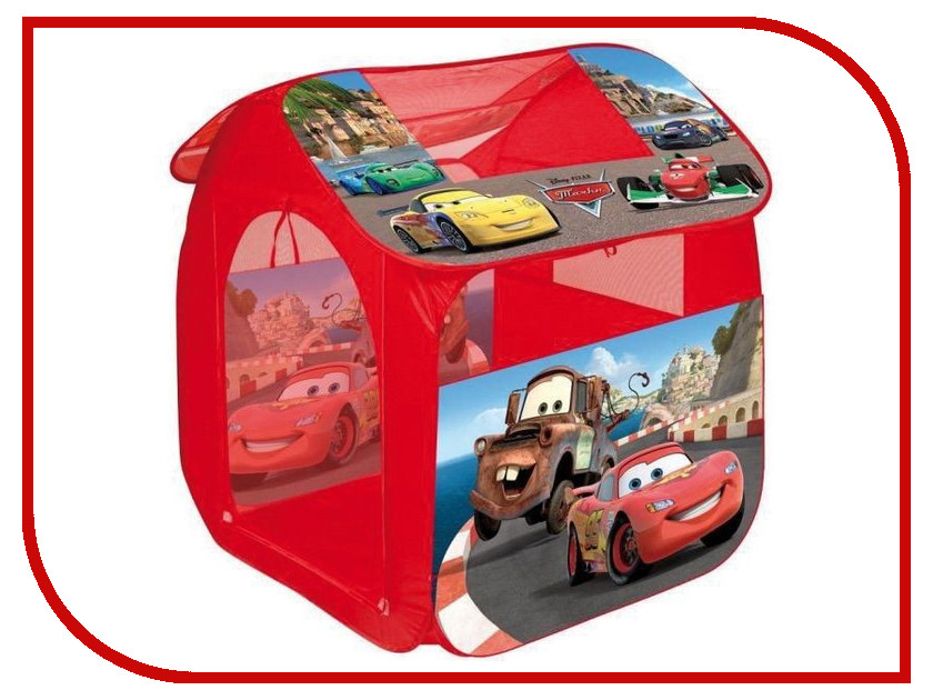 Игрушка Палатка Играем вместе Disney Cars 2 GFA-SCARS-R