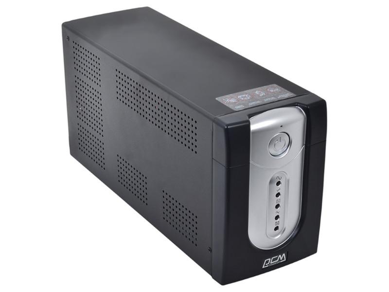 Источник бесперебойного питания Powercom Imperial IMP-2000AP 2000VA 1200W Black цены