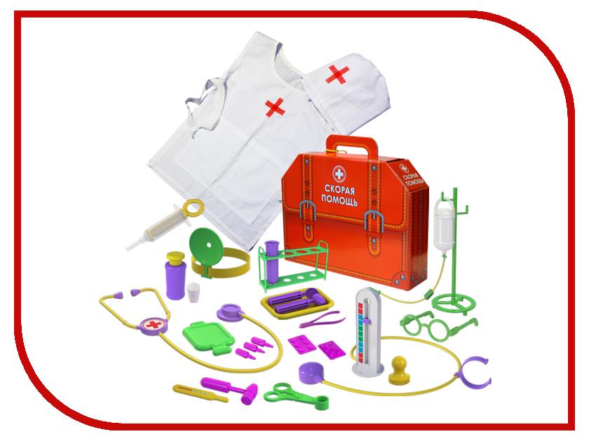 Игра Пластмастер Скорая Помощь 22145 татьяна 100 рожева скорая помощь
