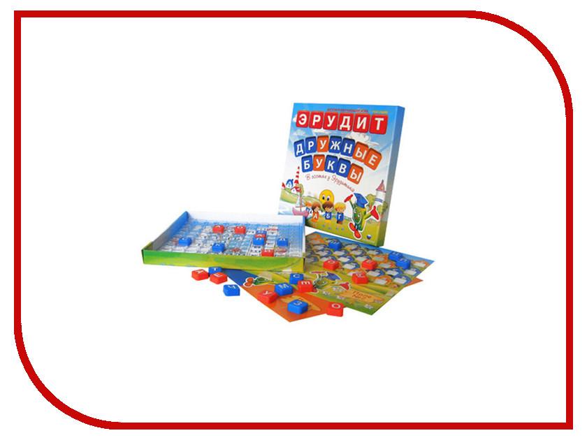 Настольная игра Биплант Эрудит Дружные Буквы 10006