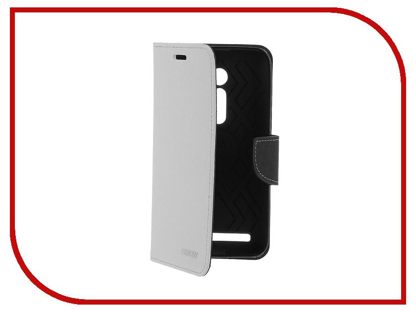 Аксессуар Чехол ASUS Zenfone 2 ZE500CL 5 Mercury Case White T-M-AZ2-001<br>