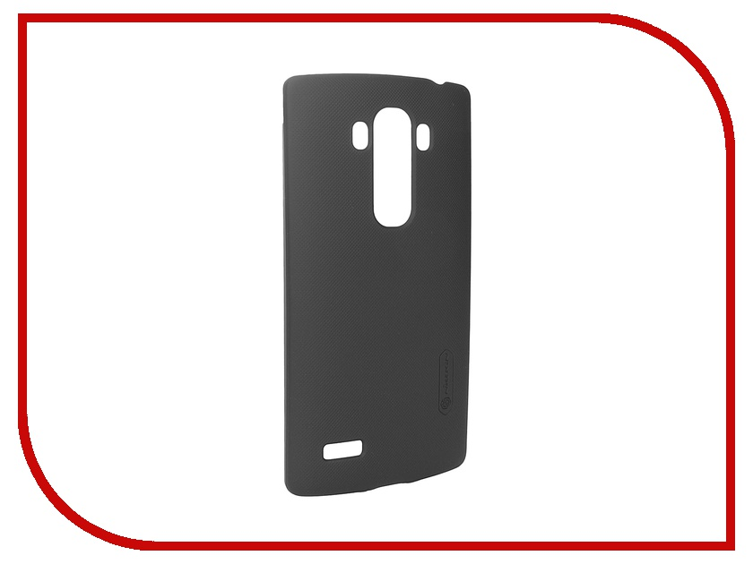��������� �����-�������� LG G4S Nillkin Super Frosted Shield Brown T-N-LG4S-002
