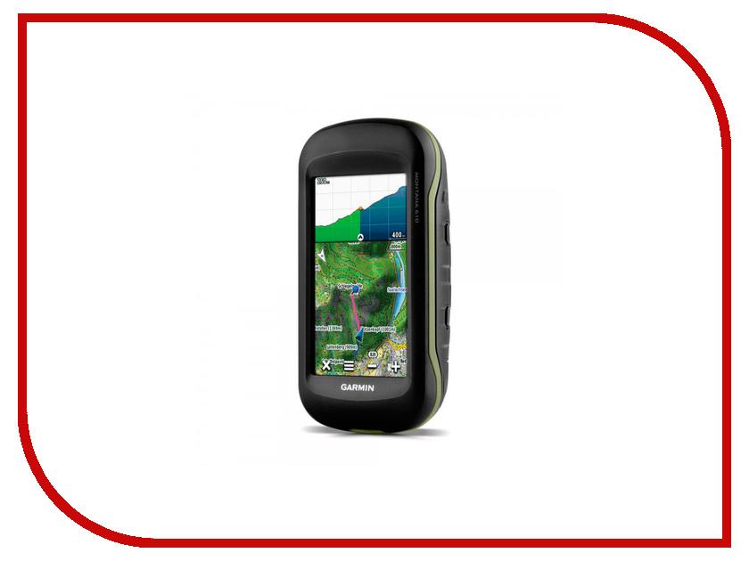 GPS-туристический Garmin Montana 610t GPS/GLONASS Topo Russia 010-01534-02