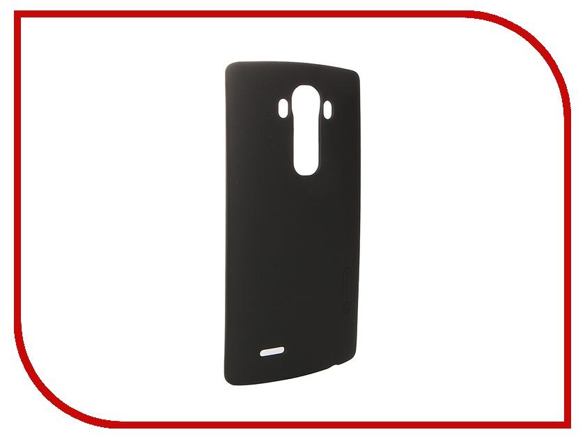 ��������� �����-�������� LG G4 Nillkin Frosted Shield Black
