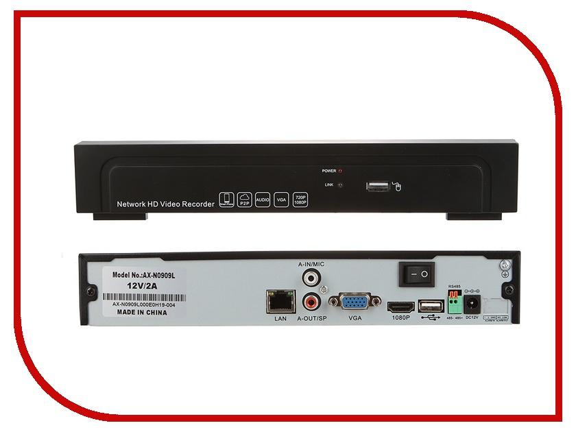 Видеорегистратор AxyCam AX-N0909L