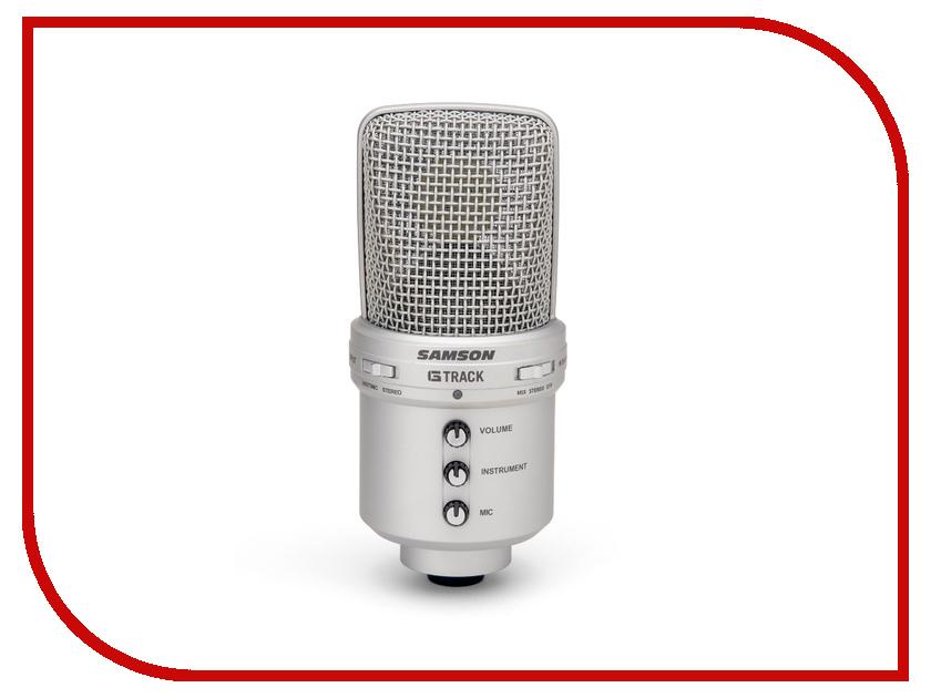 Микрофон Samson G-track USB