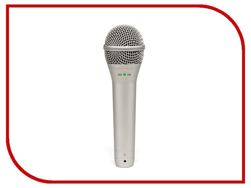 Микрофон Samson Q1U USB