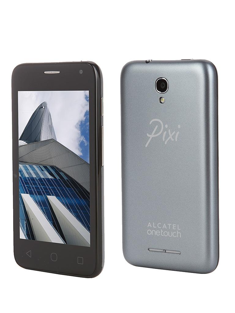 Сотовый телефон Alcatel OneTouch 4024D PIXI First Soft Slate