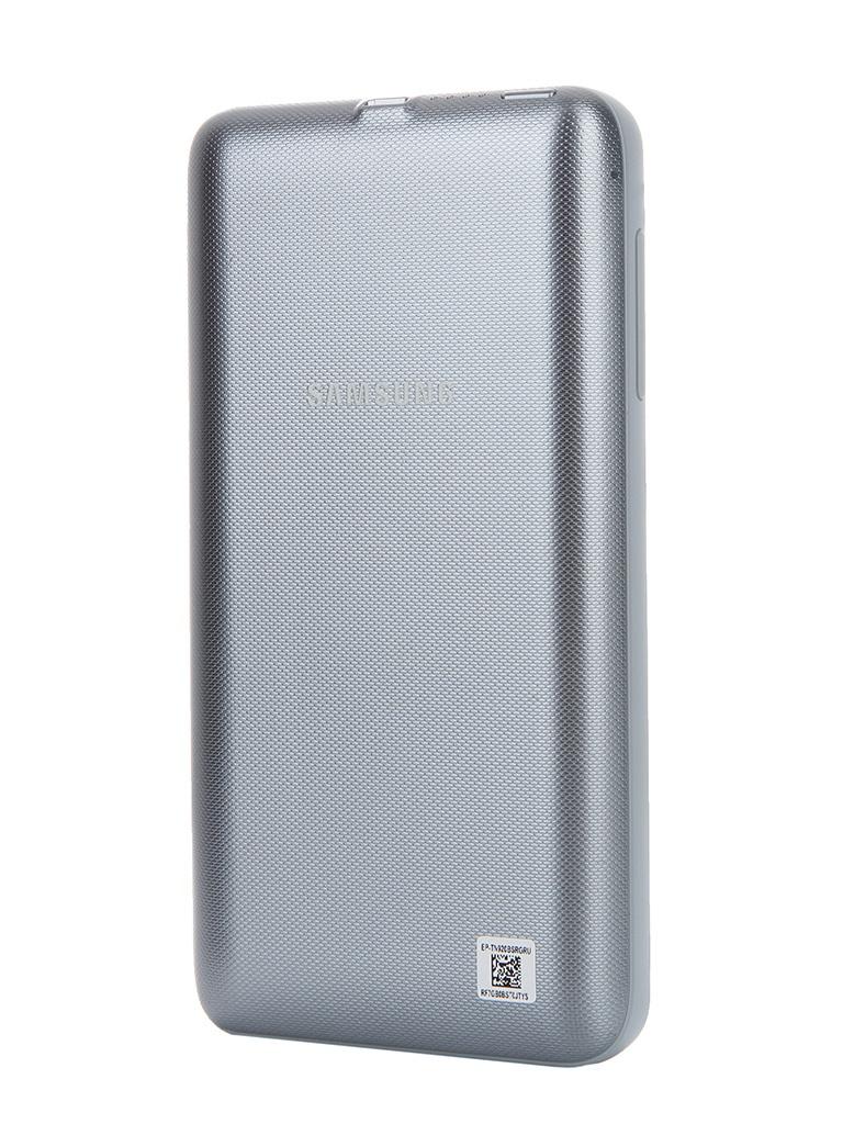Аксессуар Чехол-аккумулятор Samsung Galaxy Note 5 3000 mAh Silver EP-TN920BSRGRU