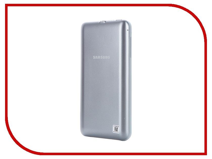 Аксессуар Чехол-аккумулятор Samsung G928F Galaxy S6 Edge+ 3000 mAh Silver EP-TG928BSRGRU аксессуар чехол клавиатура samsung g928f galaxy s6 edge ej cg928rbegru