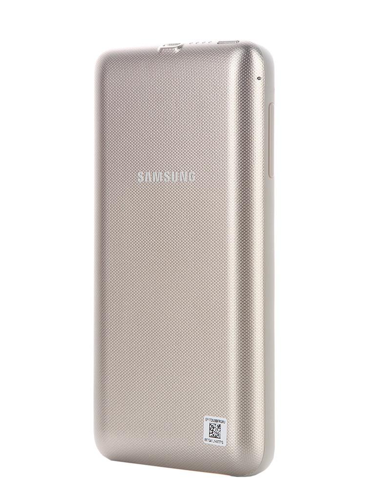 Аксессуар Чехол-аккумулятор Samsung Galaxy S6 Edge+ 3000 mAh Gold EP-TG928BFRGRU<br>