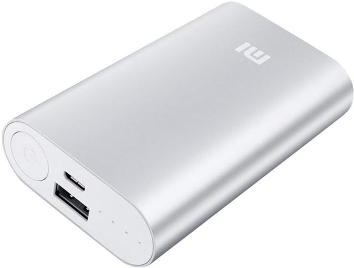 Аккумулятор Xiaomi Power Bank NDY-02-AN 10000 mAh Silver