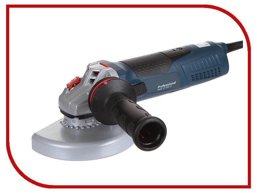 Шлифовальная машина Bosch GWS 17-150 CI<br>