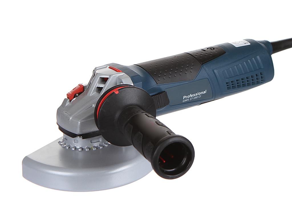 Шлифовальная машина Bosch GWS 17-150 CI