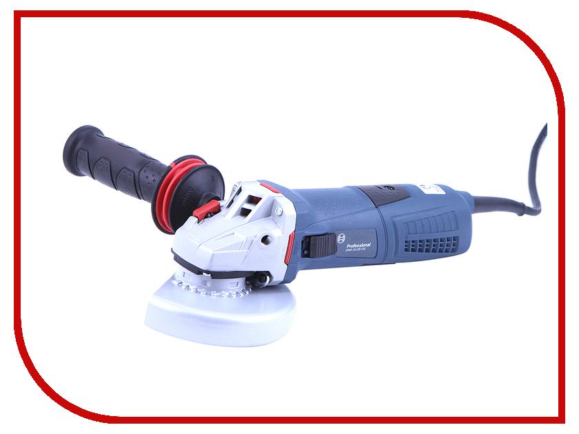 Шлифовальная машина Bosch GWS 13-125 CIE 06017940R2 угловая шлифовальная машина bosch gws 20 230 h 0 601 850 107