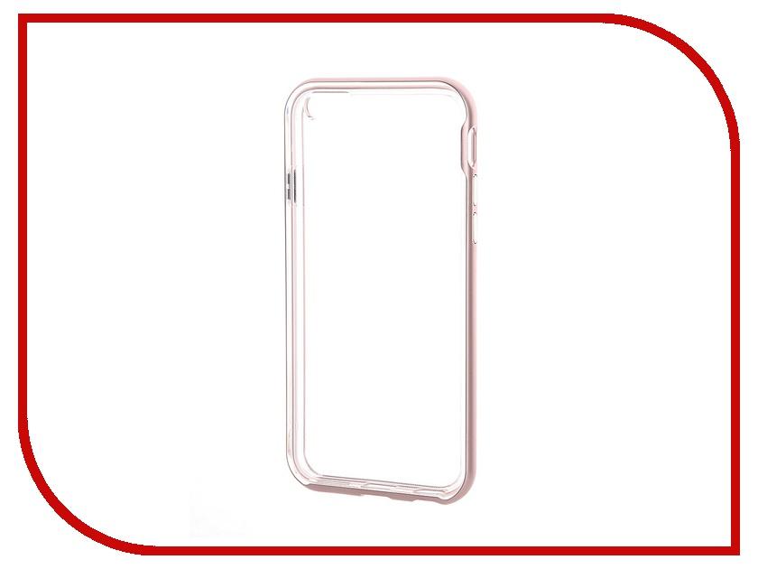 Аксессуар Чехол SGP Neo Hybrid EX для iPhone 6S Pink Gold SGP11725<br>