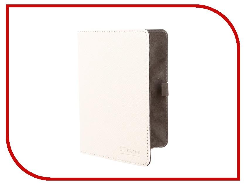 Аксессуар Чехол ST Case for Pocketbook 515 иск.кожа White ST-c-PB515-WHT-LTH