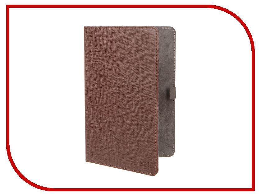 Аксессуар Чехол ST Case for Pocketbook 624 иск.кожа Brown ST-c-PB624-BRN-LTH