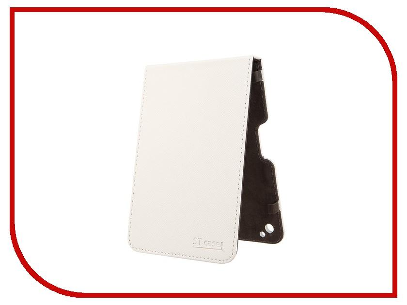 Аксессуар Чехол ST Case for Pocketbook 650 иск.кожа White ST-c-PB650-WHT-LTH