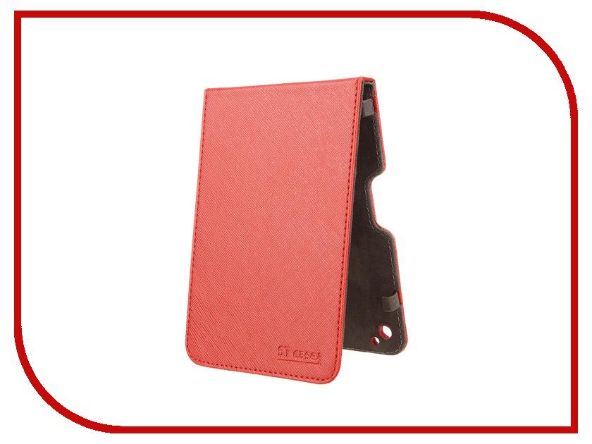 Аксессуар Чехол ST Case for Pocketbook 650 иск.кожа Red ST-c-PB650-RED-LTH