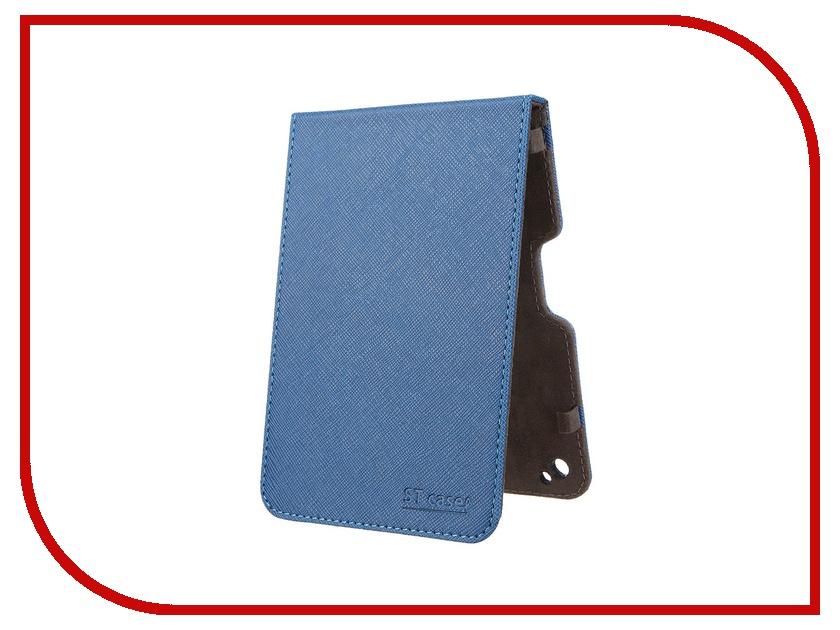��������� ����� ST Case for Pocketbook 650 ���.���� Blue ST-c-PB650-BLU-LTH