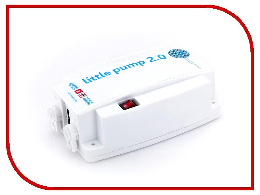 Насос LittlePump 2.0 с краном - минисистема автономного водоснабжения<br>