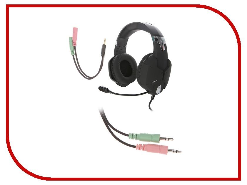 Гарнитура Qcyber Bagarang Black QC-01-006DV01<br>