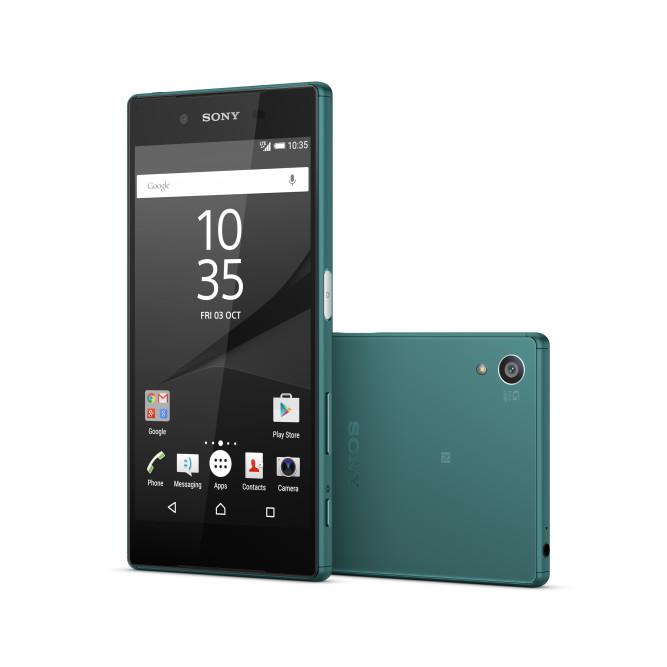 Сотовый телефон Sony E6653 Xperia Z5 Green<br>