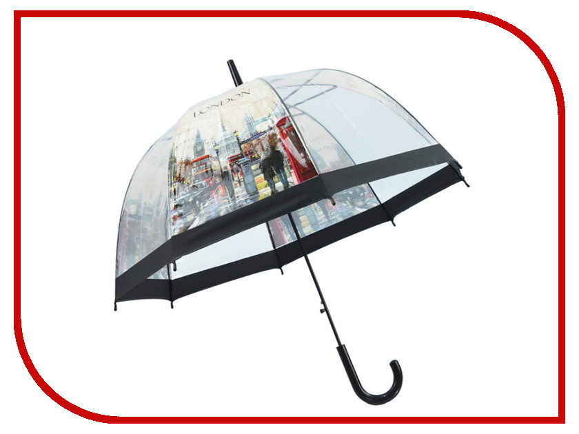 Зонт Эврика Лондон №1 96602 головоломка гвозди 1 эврика 816661